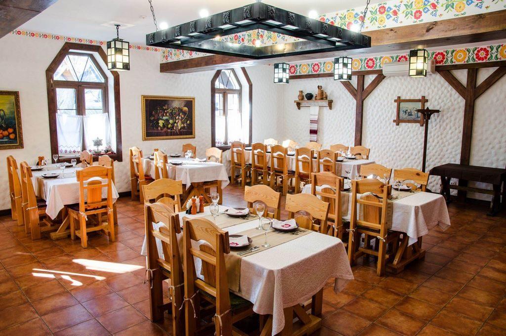 Ресторан «Княжа Втиха» - VIP – зал