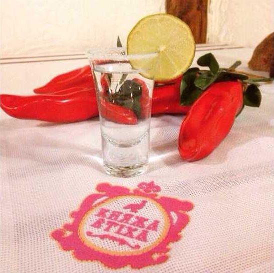 """Текила - жгучий напиток в ресторане """"Княжа Втиха"""" в Симферополе"""