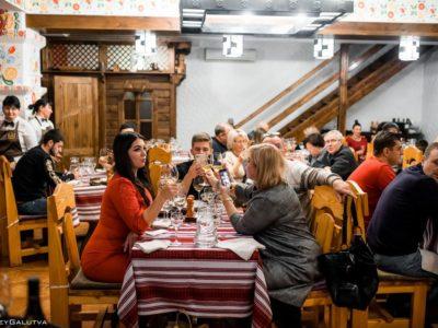Гастро-ужин «Фермерское подворье»